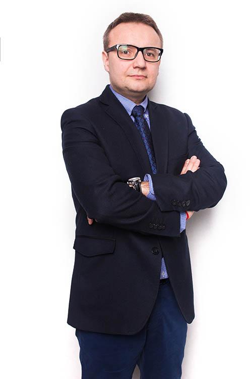 Dr hab. n med. Grzegorz Trybek