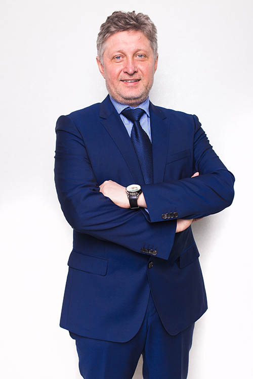 Prof. dr hab. Tomasz Gedrange