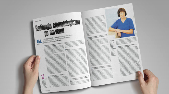 O bieżącej działalności na łamach Gazety Lekarskiej