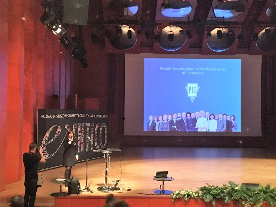 PTS na Konferencji Mistrzów Stomatologii