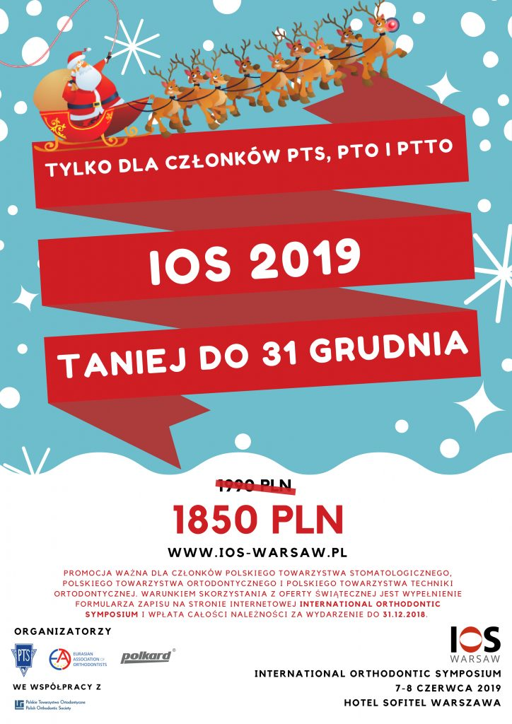 International Orthodontic Symposium w Polsce!