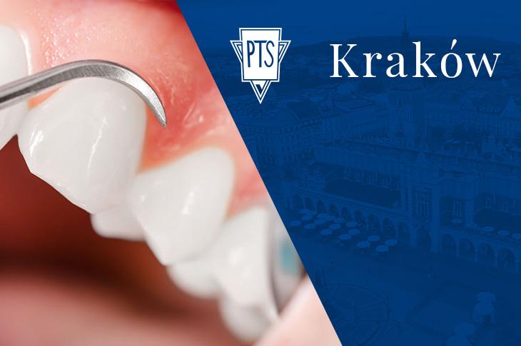Pacjent periodontologiczny w gabinecie lekarza stomatologa