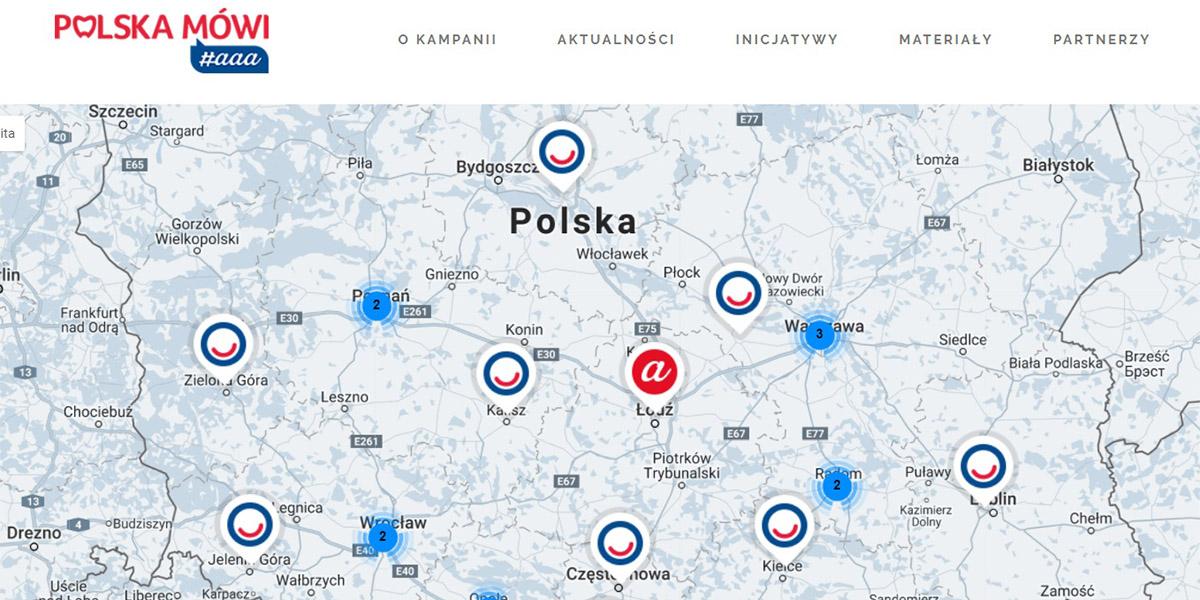 O co chodzi z obchodami ŚDZJU i kampanią Polska mówi #aaa?