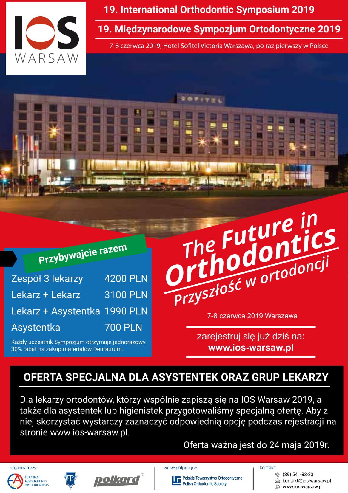 International Orthodontic Symposium Warszawa 2019