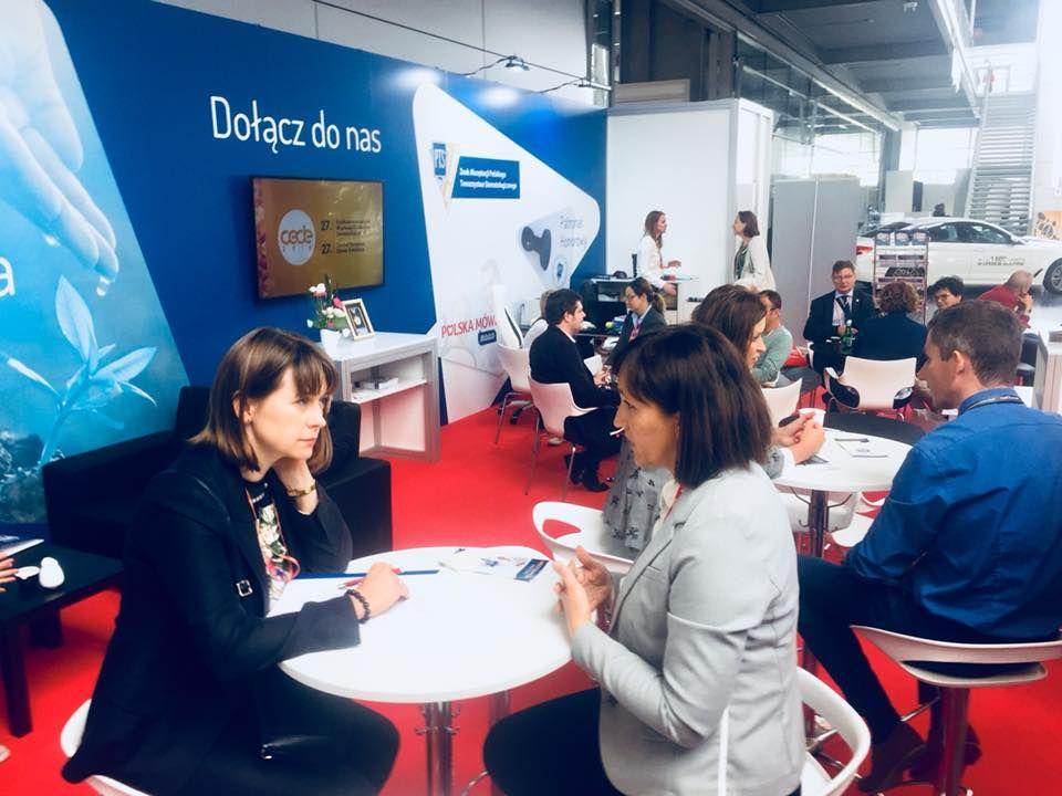 PTS na CEDE 2018: odnowa w pełnej krasie