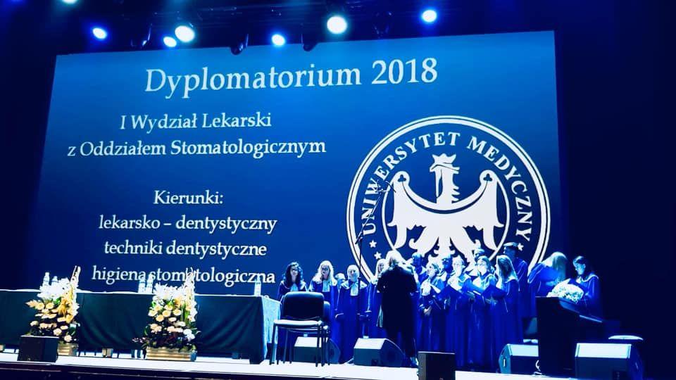 Dymplomatoria w Lublinie i Zabrzu