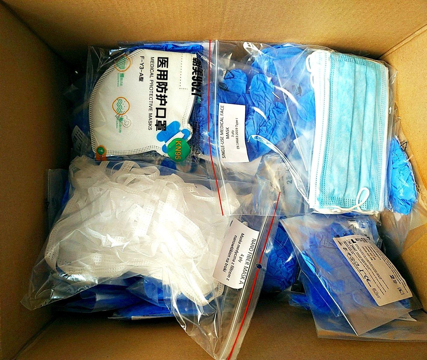 ŚOI: zamów zestaw pomocowy od PTS i Batist Medical