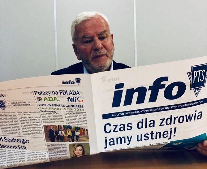 PTS INFO: nowy numer dostęny online