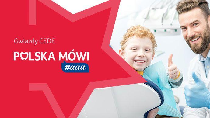 """Kampania """"Polska mówi #aaa!"""" zgłoszona do plebiscytu Gwiazdy CEDE 2018"""