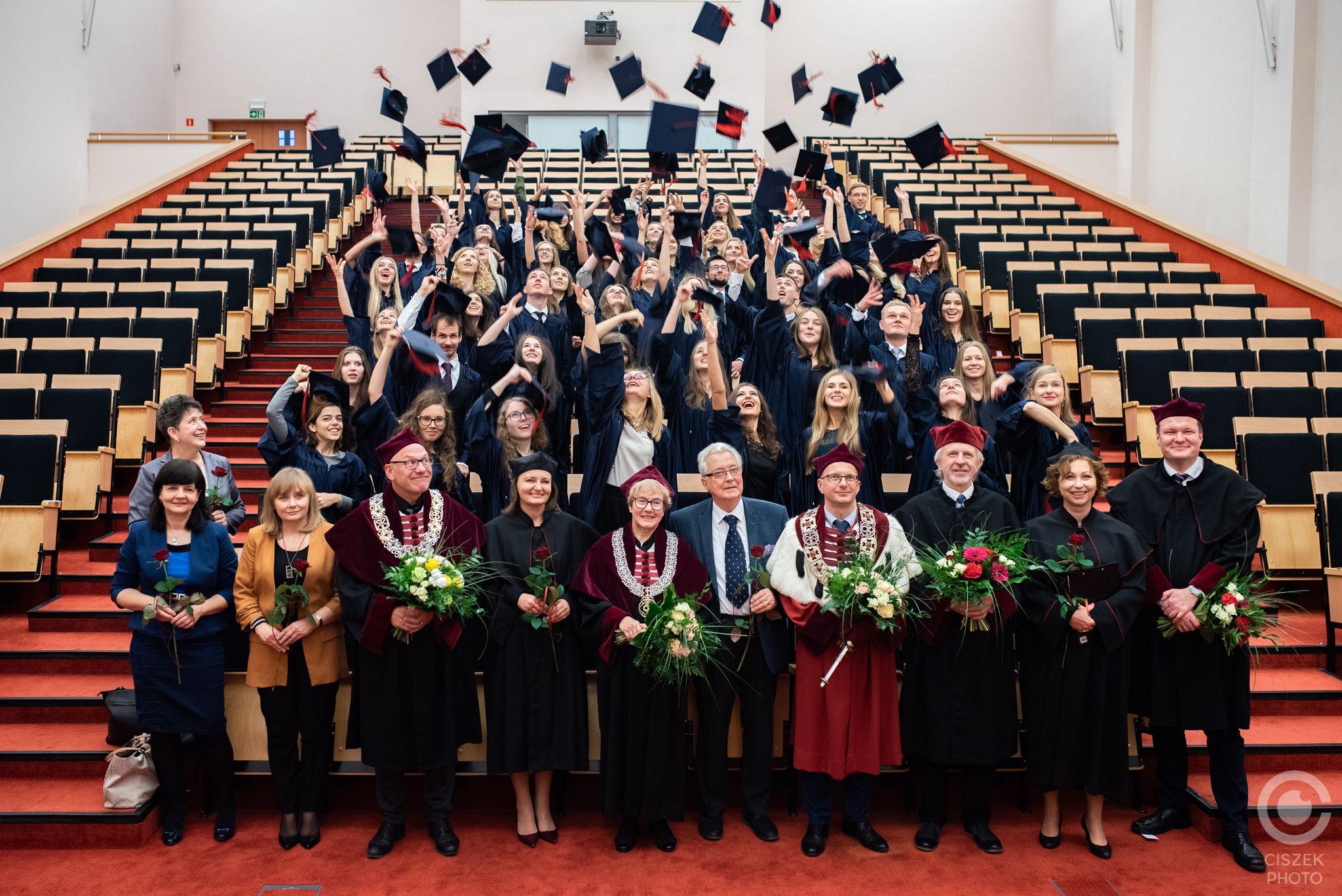 Gdańsk: dyplomy rozdane