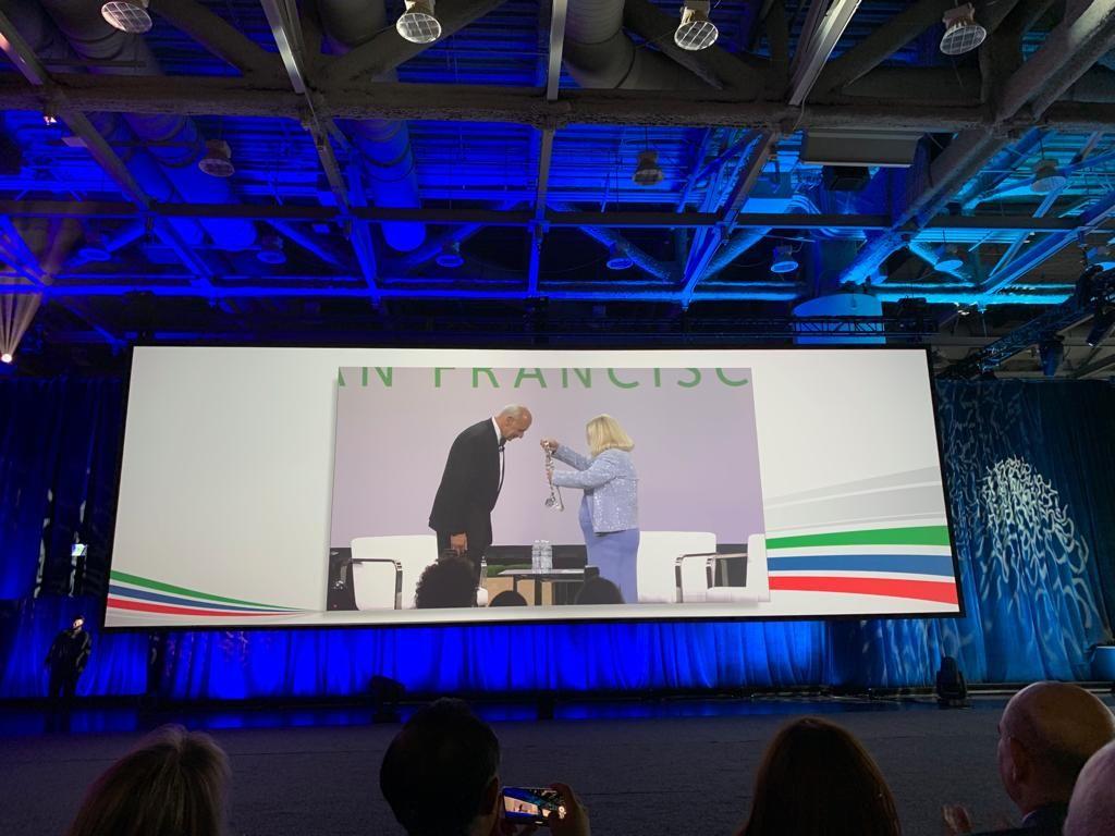 Gerhard Seeberger prezydentem FDI. Wkrótce przyleci do Polski