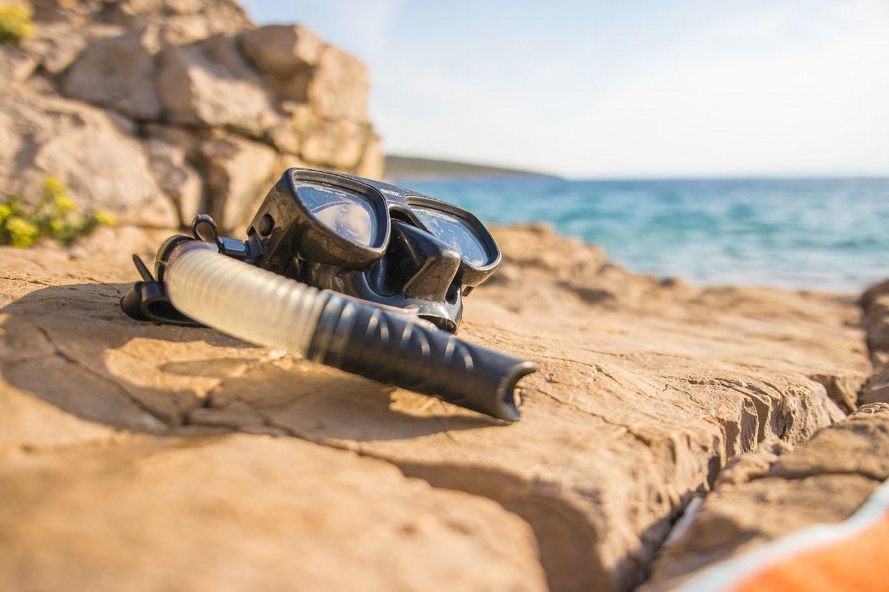 Lato, nurkowanie, dentysta – co mają wspólnego?