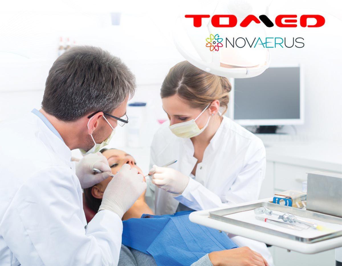 Poprawa jakości powietrza w gabinetach dentystycznych (Materiał Partnera MarketPlace PTS)