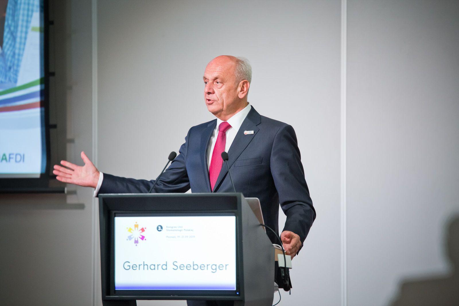 Dr Gerhard Seeberger w Polsce – podsumowanie wizyty
