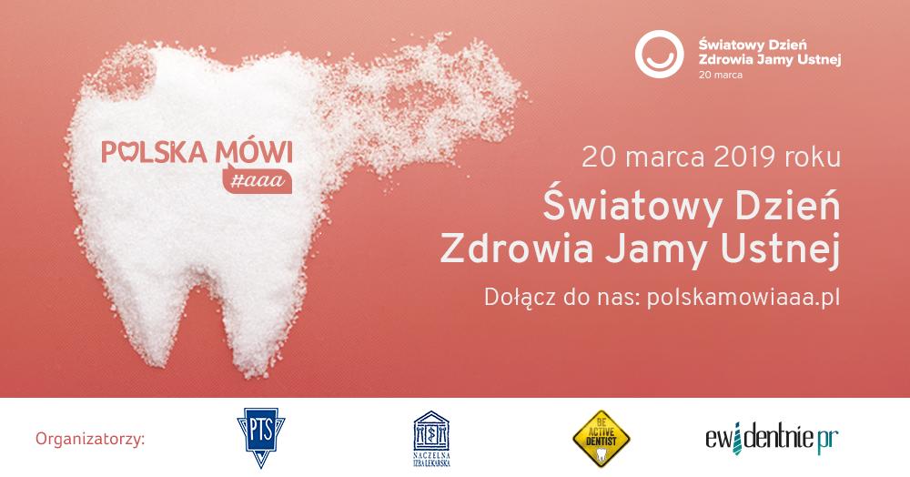 """Udostępnij profil kampanii """"Polska mówi #aaa!"""""""