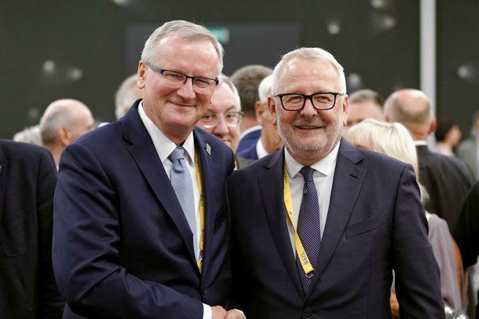 Prof. Andrzej Matyja nowym prezesem NRL