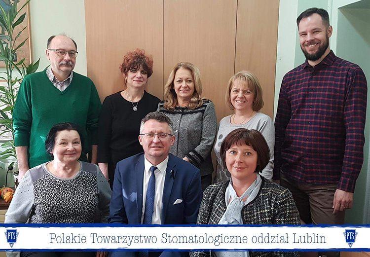 Nowe władze lubelskiego oddziału PTS