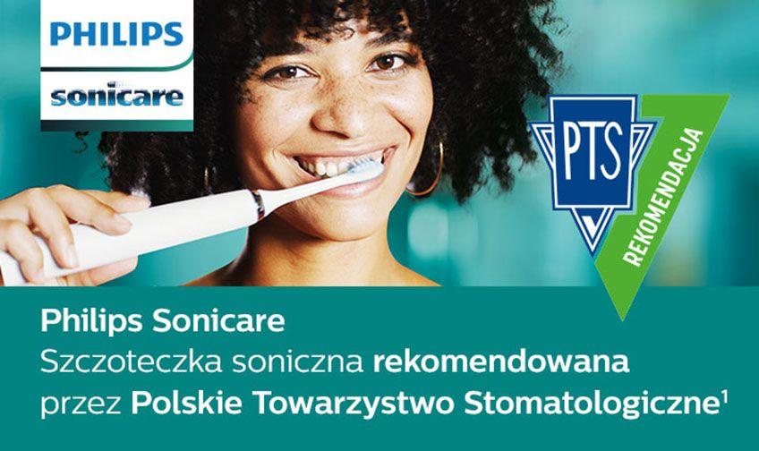 MATERIAŁ PARTNERA: Programy czyszczenia Philips Sonicare odpowiedzią na potrzeby pacjenta